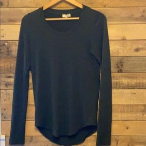 Wilfred Free olive green long sleeve